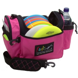 Fade Crunch Box Disc Golf bag