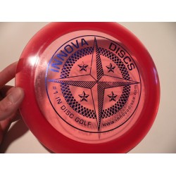 1st run Champion Groove Disc Golf