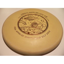 ORIGINAL Mold 1987 Roc Disc Golf