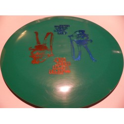 Star Katana Disc Golf