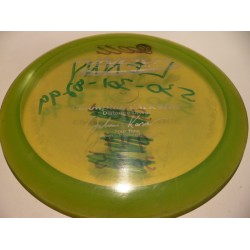 4X Champion Valkyrie Disc Golf