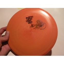 Test Plastic Wahoo Disc Golf