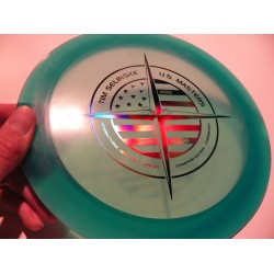 1st Run Champion Katana Disc Golf