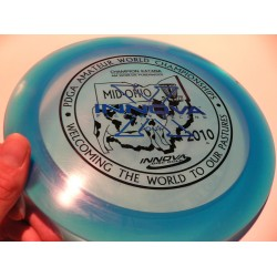 2nd run Champion Katana Disc Golf