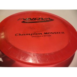 Champion Monster Disc Golf