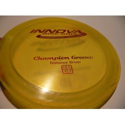 Champion Groove Disc Golf