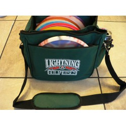 Starter Lightning Disc Golf Bag