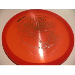 1st run Flying Squirrel Disc Golf
