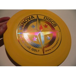 1st run Prototype Star Teerex Disc Golf