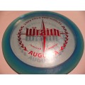 1st Run Augusta Champion Wraith Disc Golf
