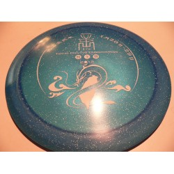 Glitter Champion Wraith Disc Golf