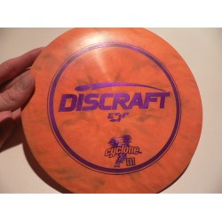 ESP Cyclone Disc Golf