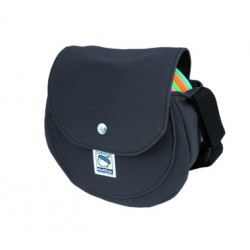 BLACK NutSaC Disc Golf bag
