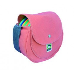 PINK NutSaC Disc Golf bag