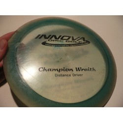 Pearly Champion Wraith Disc Golf