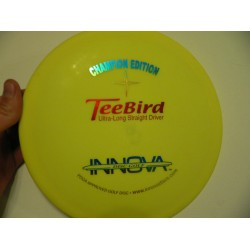 2nd  Run Champion Edition CE Teebird