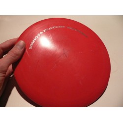 Test plastic Star Beast Disc Golf