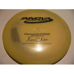 12X Champion Eagle Disc Golf