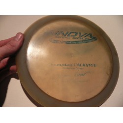 5X Champion Valkyrie Disc Golf