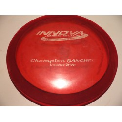 Champion Banshee Disc Golf