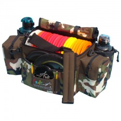Fade Tourney Camo Large Disc Golf bag