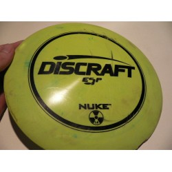 ESP Nuke Disc Golf